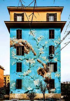 Italia arte en todas partes