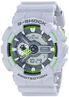 Casio Men's GA-110TS-8A3CR G-Shock Analog-Digital Display Quartz Grey Watch, http://www.amazon.com/dp/B00J5QR062/ref=cm_sw_r_pi_awdm_nWiJtb0YG7A9D