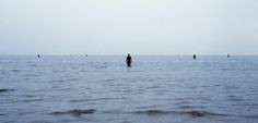 ANOTHER PLACE CUXHAVEN - Antony Gormley