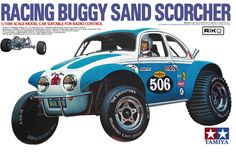 Tamiya Sand Scorcher. Definitely fun, but far from a racer! I miss the one I had...