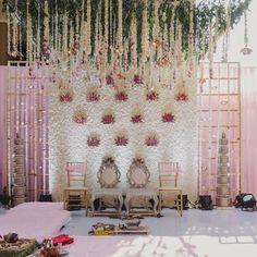 Reception Stage Decor, Wedding Stage Backdrop, Wedding Backdrop Design, Desi Wedding Decor, Wedding Stage Design, Wedding Hall Decorations, Luxury Wedding Decor, Backdrop Decorations, Wedding Mandap