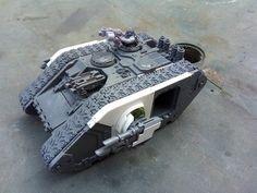 Imperial Knight, Warhammer Models, Space Wolves, The Grim, Warhammer 40000, Space Marine, Marines, Miniature Wargames, Conversation