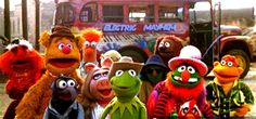 "The Muppet Movie - The purpose of life is unveiled in this wonderful, slapstick, pun-filled movie. (""I was almost gone with the Schwinn!"")  Jim Henson understood the deeper meanings of life and was a pure genius."