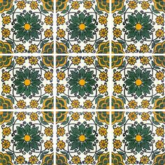 Talavera Tile Collection - Talavera Tile