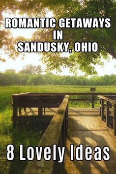 How to Have a Romantic Getaway in Sandusky, Ohio - Sand and Snow - Romantic Travel Romantic Getaways, Romantic Travel, Catawba Island, Dublin Ohio, Sandusky Ohio, Beach Walk, Adventure Is Out There, Weekend Getaways, Day Trips