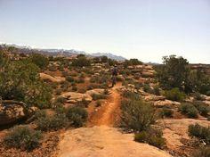 Captain Ahab Trail, Moab, Utah