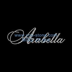 Arsbella Rhinestone Transfer Wholesale For DIY