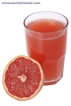 Dr. Oz Slim Down Drink: 1 cup Grapefruit juice, 2 Tbsp Apple Cider Vinegar + 1 tsp honey