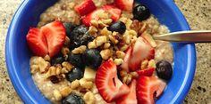 Amazing Meals' Quinoa Oat-Bran Porridge | Healthy Facts Inc.