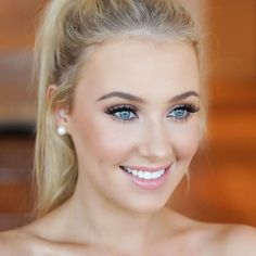 30 Gorgeous Wedding Makeup Looks ~  we ❤ this! moncheribridals.com #bridalmakeup