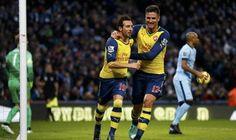 Manchester City-Arsenal 0-2, ci pensano Cazorla e Giroud: cronaca e gol del match [video] - http://www.maidirecalcio.com/2015/01/18/manchester-city-arsenal-0-2-ci-pensano-cazorla-e-giroud-cronaca-e-gol-del-match-video.html