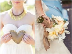 Burlap Wedding. This site has lots of Burlap wedding ideas. You must PIN for later.