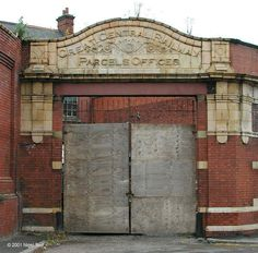 Train Pictures, Great Pictures, Office Entrance, Disused Stations, Central Station, Diesel Locomotive, Steam Engine, Leicester, Abandoned Places
