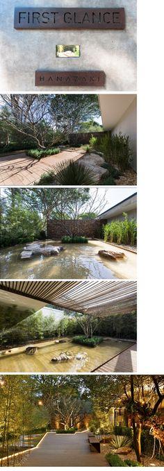 Jardim Hanazaki, por Alex Hanazaki - Mostra Black 2012