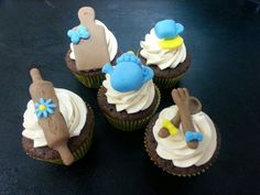 Cupcakes chá! !!!