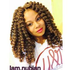 Crochet Hair No Knots : ... hair & beauty on Pinterest Crochet braids, Kanekalon braids and
