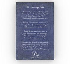 The Marriage Box Poem, Personalized Wedding Gift, Monogram, Custom newlyweds, Wedding reception disp Personalized Wedding Gifts, Handmade Wedding, Marriage Box, Boxing Quotes, Daughter Quotes, Monogram Wedding, Newlyweds, Chalkboard Quotes, Helpful Hints