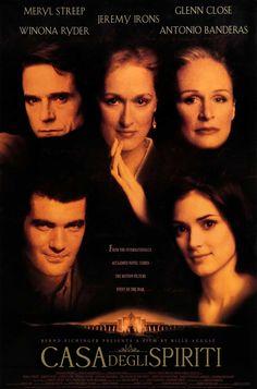La Casa degli Spiriti - Bille August (1993)