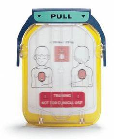 Electrodes de formation pédiatrique défibrillateur HS1