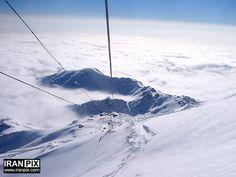 Tochal Ski resort - North of Tehran