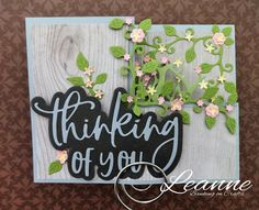 Banking On Crafts: Banking on Crafts Fun Mail, Impression Obsession, Whimsy Stamps, Glue Dots, Fun Challenges, Foam Crafts, Tiny Flowers, Embossing Folder