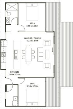 Systembuilt Middleton - Floorplan