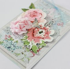 Rose Avenue Cards with Instructions ~ Papercraft Secrets