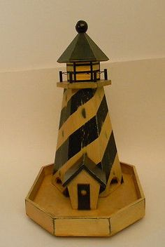 17 Best Images About Wood Lighthouse Plans Lighthouses