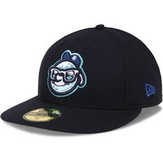 Asheville Tourists Authentic Collection Low Crown On-Field 59FIFTY Home Cap  - MLB.com 8bfcca940d3