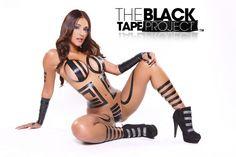 The Black Tape Project - новый тренд в современном искусстве (95 фото и 5 видео)