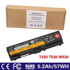 44.08$  Know more - http://ai4xb.worlditems.win/all/product.php?id=32798522960 - KingSener 10.8V 57WH Laptop Battery For Lenovo ThinkPad T430 T430I L430 T530 T530I L530 W530 45N1005 45N1004 6CELL