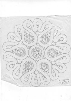 Embroidery Stitches, Hand Embroidery, Bobbin Lace Patterns, Jewelry Drawing, Point Lace, Irish Lace, Art Drawings, Arts And Crafts, Miniatures
