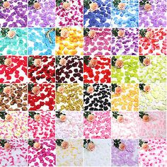 Luxury #quality wedding flower table confetti silk rose #petal ##petals,  View more on the LINK: http://www.zeppy.io/product/gb/2/280924563111/