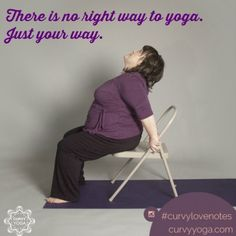 Want a little inspiration in your life today? Here's today's love note called Your Way. Get more at www.curvyyoga.com/lovenotes/. #CurvyLoveNotes Love Notes, Get Healthy, Self Love, Finding Yourself, Curvy, Health Fitness, Peace, Yoga, My Love