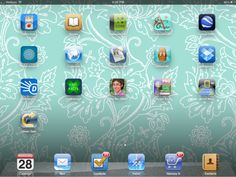 iPad Teacher Apps.