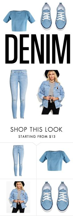"""""""Untitled #30"""" by jenny-on-fleek on Polyvore featuring mode, H&M et WithChic"""