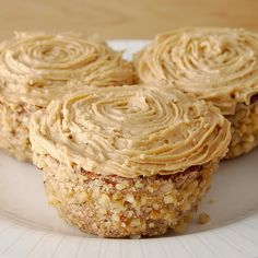 Amazing Coffee and Walnut Cupcakes