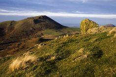 Caer Caradoc from Hope Bowdler, Shropshire Hills