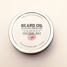 Colter Bay Beard Balm by DelightNaturals on Etsy