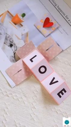 #valentines #valentinesdaydecorations #valentinesdaycrafts Diy Crafts Hacks, Diy Crafts For Gifts, Crafts For Kids, Diy Gifts Videos, Magic Crafts, Creative Crafts, Diys, Paper Crafts Origami, Easy Paper Crafts