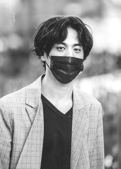 180330 Yugyeom at Music Bank  cr: Honeymilk