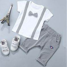 New baby clothes unisex boy outfits 63 ideas Trendy Baby Boy Names, Trendy Baby Clothes, Unisex Baby Clothes, Toddler Boy Outfits, Toddler Boys, Kids Outfits, Cute Outfits, Baby Boy Fashion, Kids Fashion