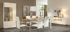 elegant contemporary dining room