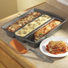 Lasagna Trio pan...