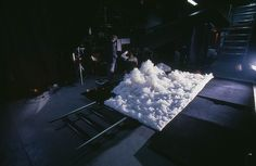 Aliens Cloud test. by Stefan the Cameraman, via Flickr, In the background the very first Mark Roberts Motion Control Rig