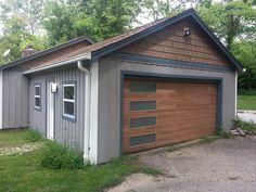 Model 3295 Glass Garage Doors From C H I Overhead Doors