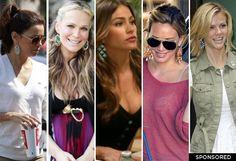 Hollywood's elite wearing @Kendra Scott