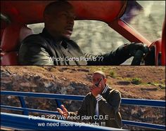 Fast and Furious 6 Furious Movie, The Furious, Michelle Rodriguez, Vin Diesel, Dwayne Johnson, Tv Show Quotes, Movie Quotes, Fast And Furious Memes, Dominic Toretto
