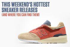 This Weekend's Hottest Sneaker Releases – Sneaker Freaker