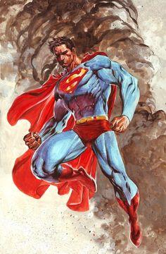 Superman by Ardian Syaf.